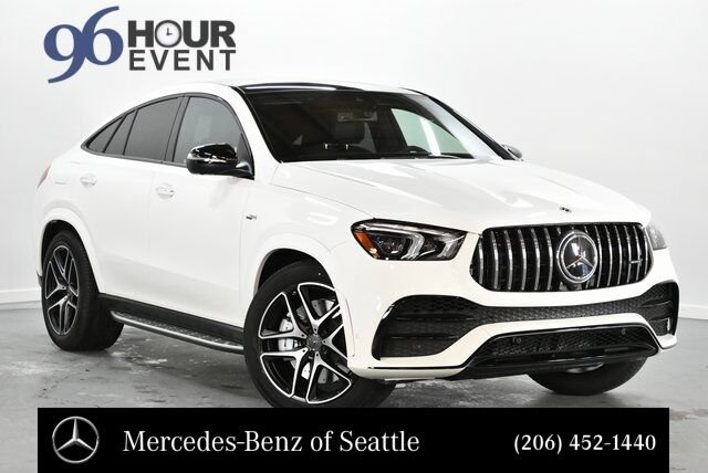 2021 Mercedes-Benz AMG® GLE 53 Coupe Seattle WA