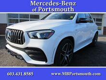 2021_Mercedes-Benz_AMG® GLE 53 Sedan__ Greenland NH