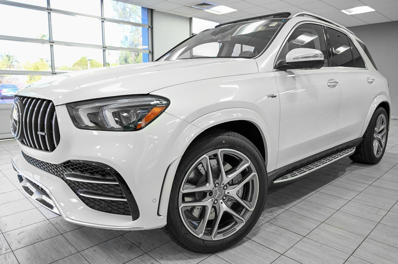2021 Mercedes-Benz AMG® GLE 53 Sedan Peoria AZ