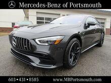 2021_Mercedes-Benz_AMG® GT 43_Base_ Greenland NH
