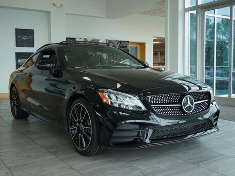 2021_Mercedes-Benz_C_300 4MATIC® Coupe_  Novi MI