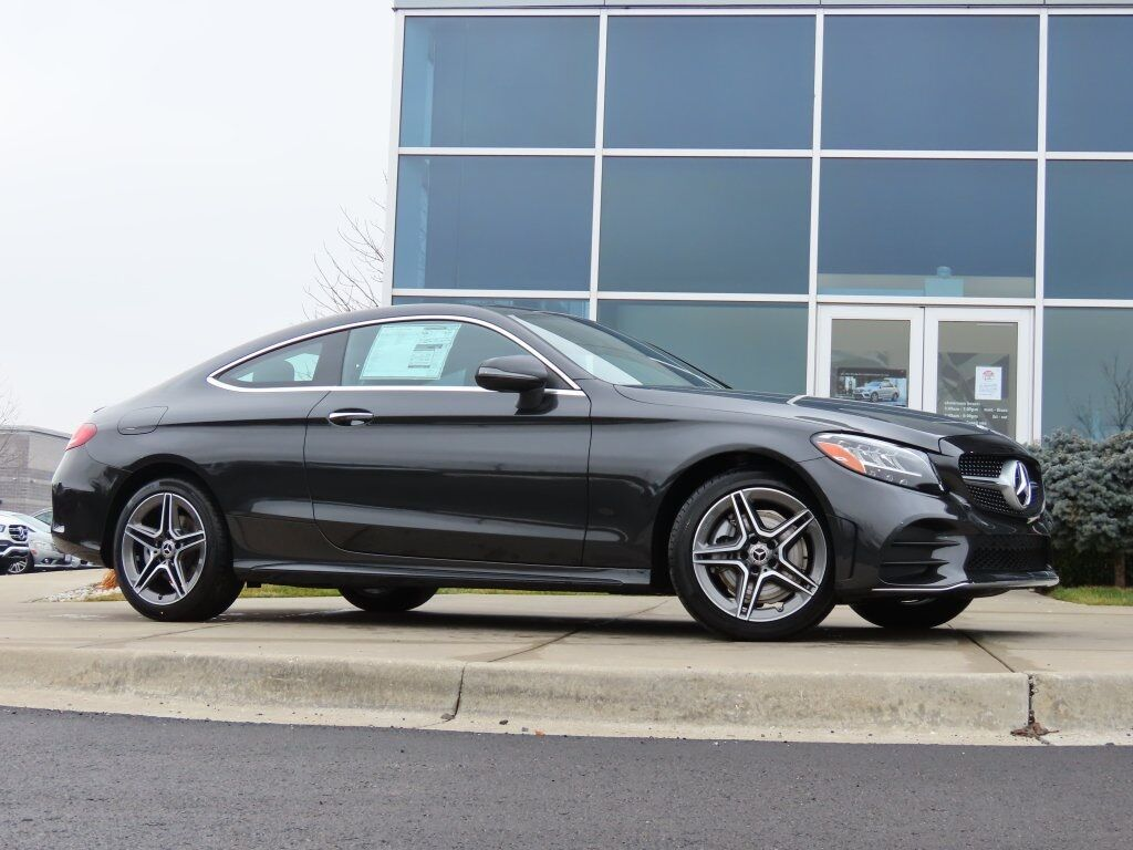 2021 Mercedes-Benz C 300 4MATIC® Coupe Kansas City MO