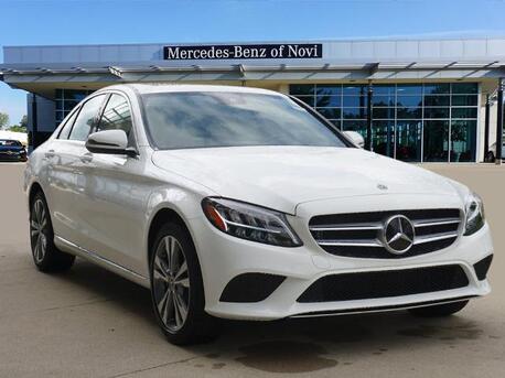 2021_Mercedes-Benz_C_300 4MATIC® Sedan_  Novi MI