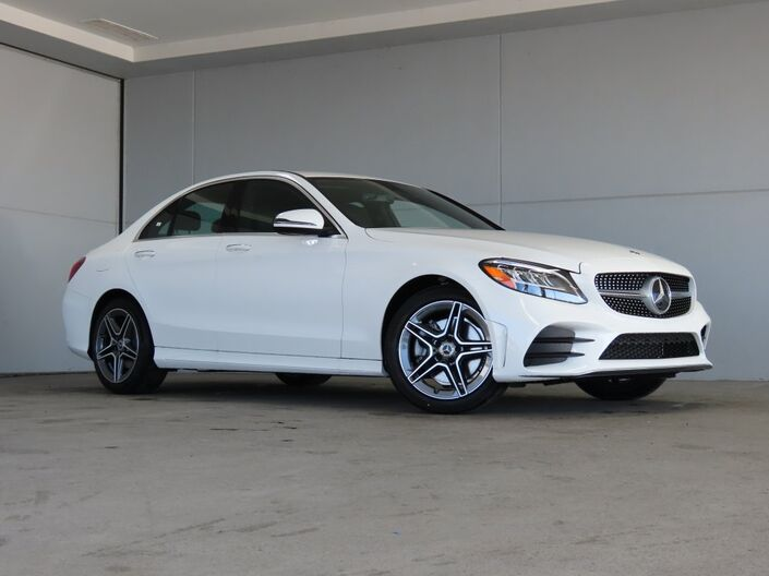 2021 Mercedes-Benz C 300 4MATIC® Sedan Merriam KS