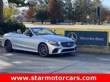 2021_Mercedes-Benz_C_300 Cabriolet_ Houston TX