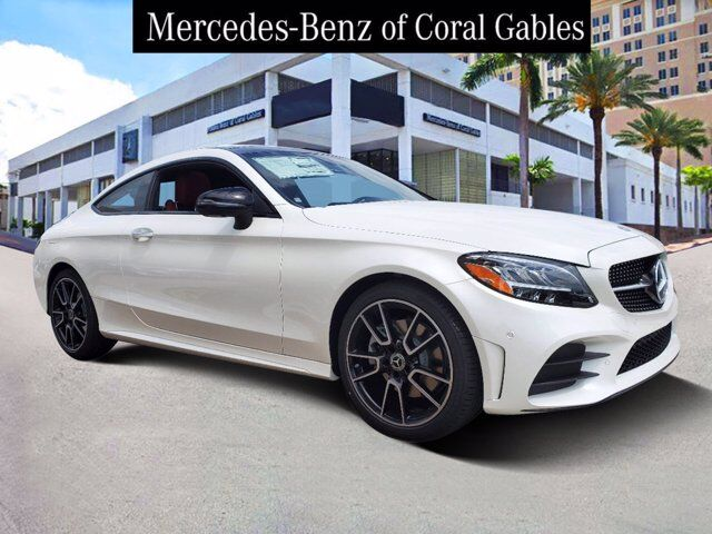 2021 Mercedes-Benz C 300 Coupe Coral Gables FL