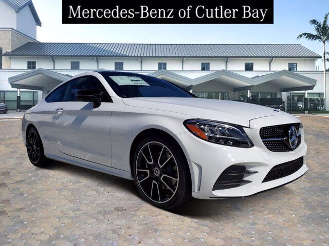 2021 Mercedes-Benz C 300 Coupe Cutler Bay FL