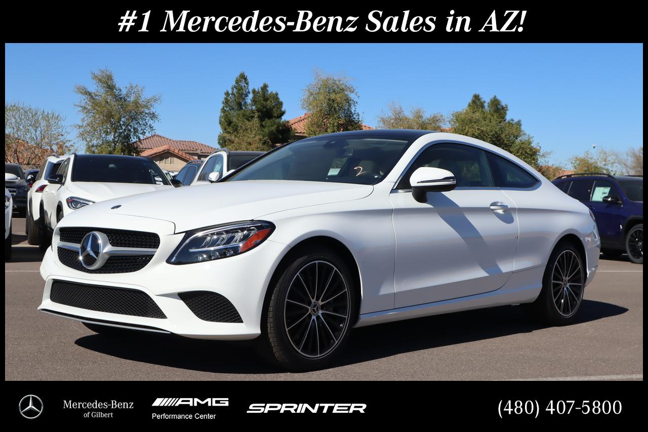 2021 Mercedes-Benz C 300 Coupe Gilbert AZ