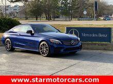 2021_Mercedes-Benz_C_300 Coupe_ Houston TX