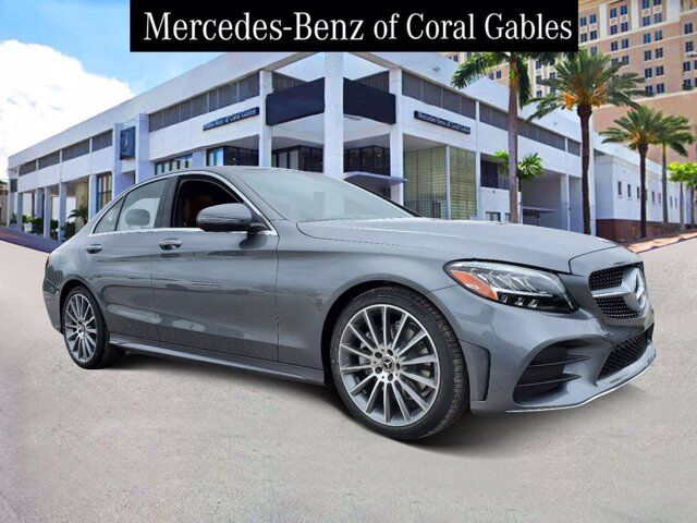 2021 Mercedes-Benz C 300 Sedan Coral Gables FL