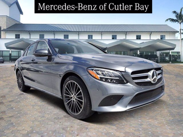 2021 Mercedes-Benz C 300 Sedan Cutler Bay FL