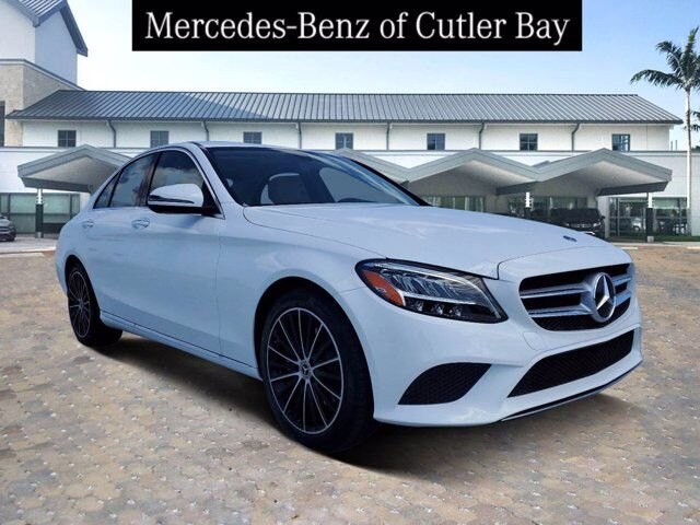 2021 Mercedes-Benz C 300 Sedan # MR624808