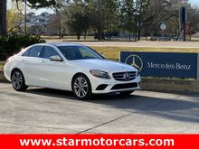2021_Mercedes-Benz_C_300 Sedan_ Houston TX