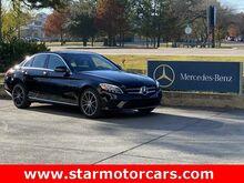 2021_Mercedes-Benz_C_300 Sedan_ Houston TX