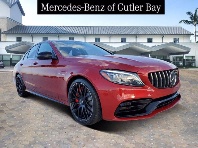 2021 Mercedes-Benz C AMG® 63 S Sedan Cutler Bay FL