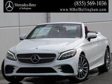 2021_Mercedes-Benz_C-Class_300 4MATIC® Cabriolet_ Bellingham WA