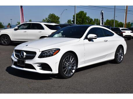 2021_Mercedes-Benz_C-Class_300 4MATIC® Coupe_ Medford OR