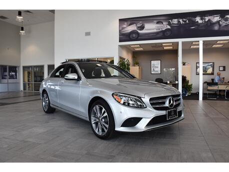 2021_Mercedes-Benz_C-Class_300 4MATIC® Sedan_ Medford OR