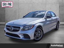 2021_Mercedes-Benz_C-Class_AMG C 43_ Reno NV