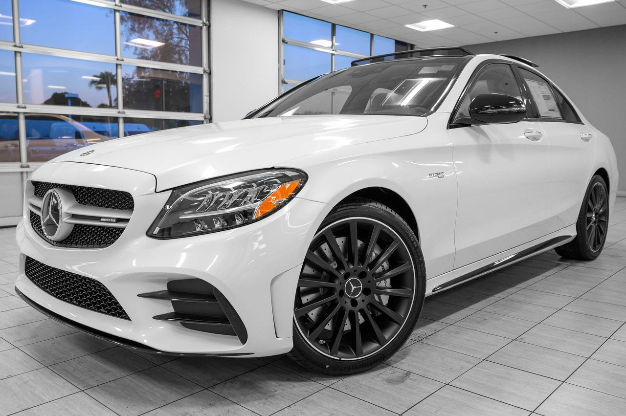 2021 Mercedes-Benz C-Class AMG® C 43 Sedan Peoria AZ
