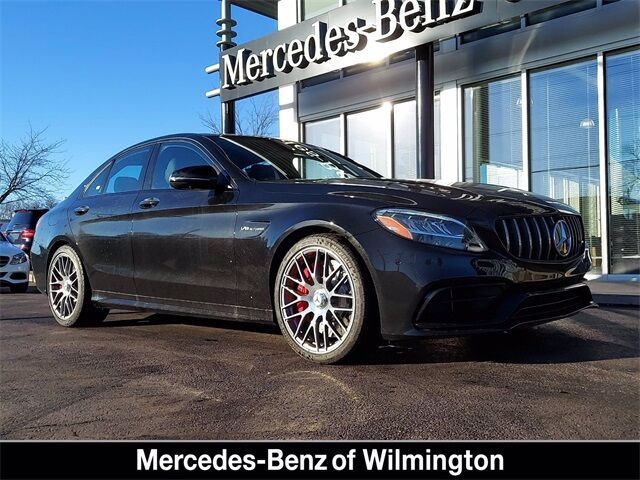 2021 Mercedes-Benz C-Class AMG® C 63 S Sedan Wilmington DE