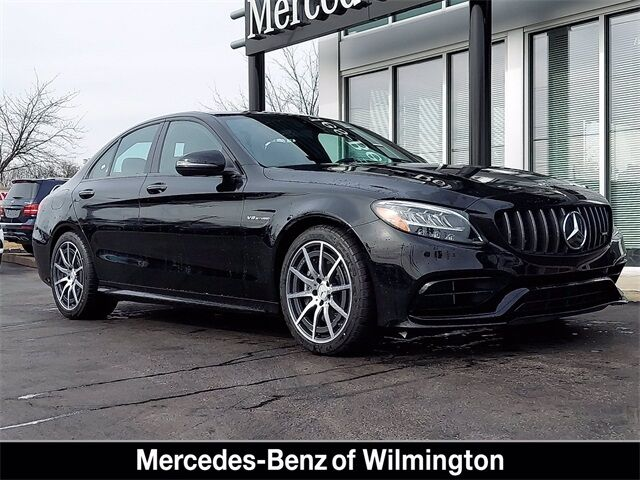 2021 Mercedes-Benz C-Class AMG® C 63 Sedan Wilmington DE