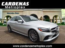 2021_Mercedes-Benz_C-Class_C 300_ McAllen TX