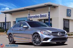 2021_Mercedes-Benz_C-Class_C 300_ Wichita Falls TX