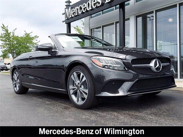 2021 Mercedes-Benz C-Class C 300 4MATIC® Cabriolet Wilmington DE