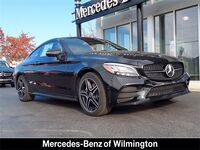Mercedes-Benz C-Class C 300 4MATIC® Coupe 2021