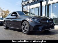 Mercedes-Benz C-Class C 300 4MATIC® Coupe 2021
