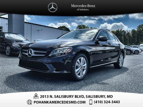 2021_Mercedes-Benz_C-Class_C 300 4MATIC®_ Salisbury MD