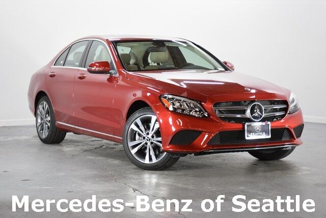2021 Mercedes-Benz C-Class C 300 4MATIC® Sedan Seattle WA