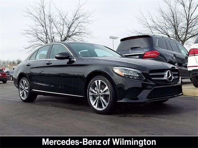 2021 Mercedes-Benz C-Class C 300 4MATIC® Sedan Wilmington DE