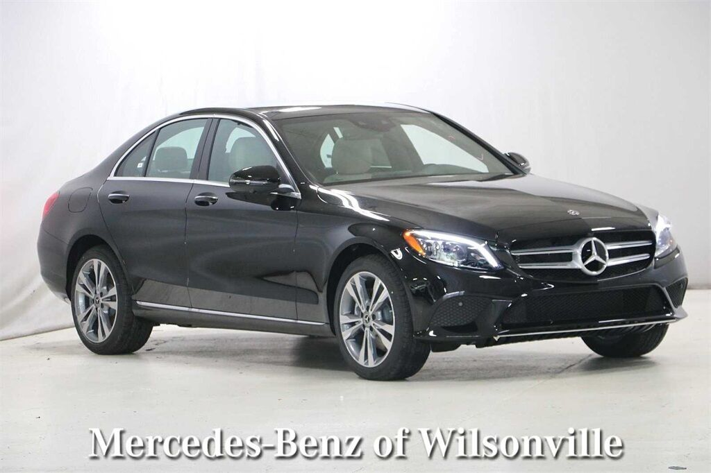 2021 Mercedes-Benz C-Class C 300 4MATIC® Sedan Wilsonville OR