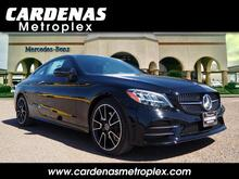 2021_Mercedes-Benz_C-Class_C 300 Coupe_ Harlingen TX