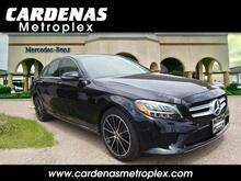 2021_Mercedes-Benz_C-Class_C 300_ Harlingen TX