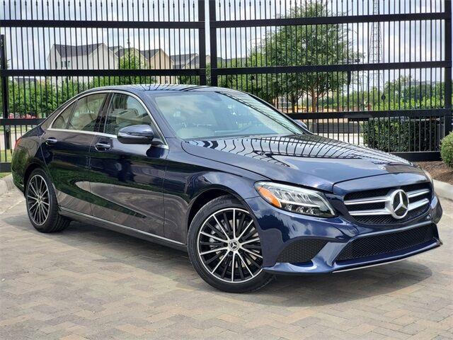 2021 Mercedes-Benz C-Class C 300 Houston TX