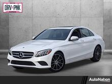 2021_Mercedes-Benz_C-Class_C 300_ Miami FL