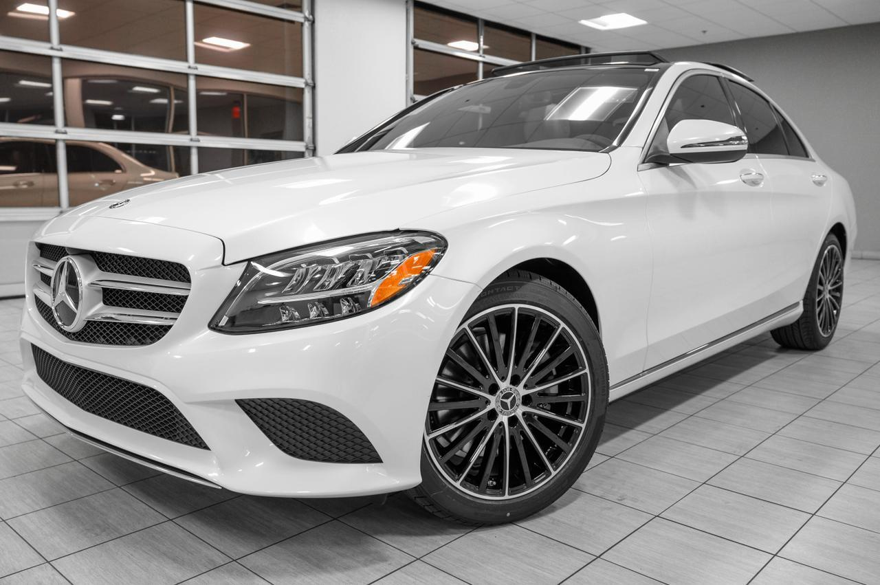 2021 Mercedes-Benz C-Class C 300 Sedan Peoria AZ