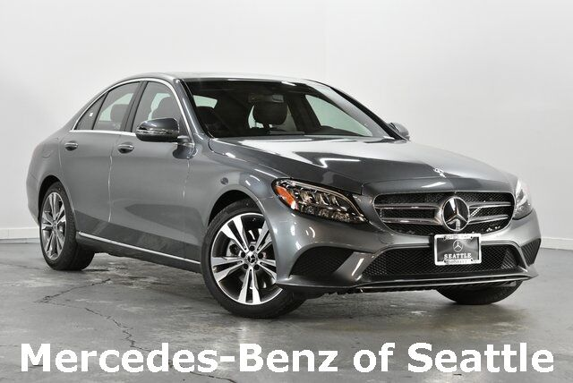 2021 Mercedes-Benz C-Class C 300 Sedan Seattle WA