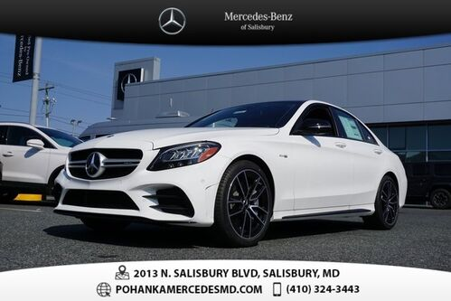 2021_Mercedes-Benz_C-Class_C 43 AMG® 4MATIC®_ Salisbury MD