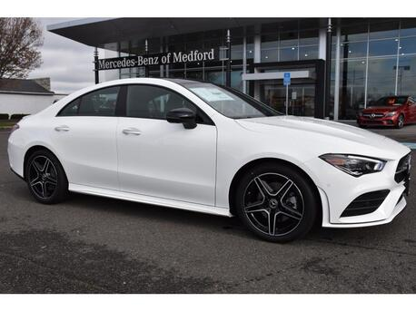 2021_Mercedes-Benz_CLA_250 4MATIC® COUPE_ Medford OR