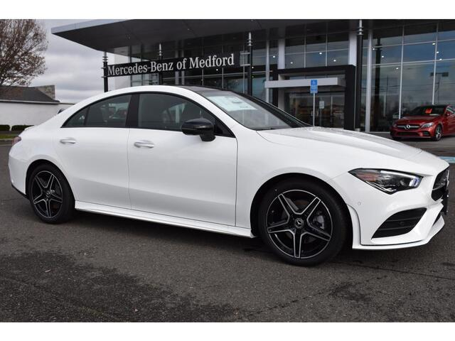 2021 Mercedes-Benz CLA 250 4MATIC® COUPE Medford OR
