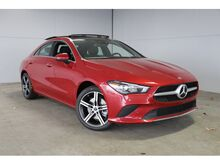 2021_Mercedes-Benz_CLA_250 4MATIC® COUPE_ Oshkosh WI
