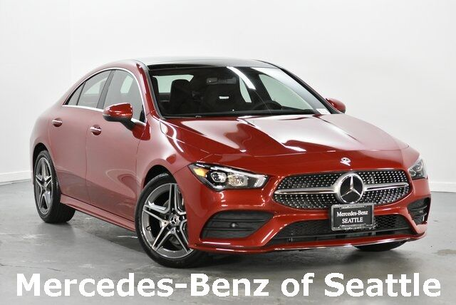 2021 Mercedes-Benz CLA 250 4MATIC® Coupe Seattle WA