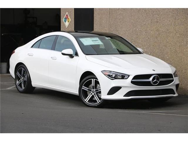 2021 Mercedes-Benz CLA 250 CLA 250 Coupe Front-wheel Drive