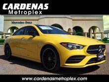 2021_Mercedes-Benz_CLA_250 COUPE_ McAllen TX