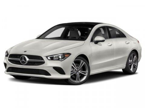 2021 Mercedes-Benz CLA 250 COUPE # MN196530 Coral Gables FL