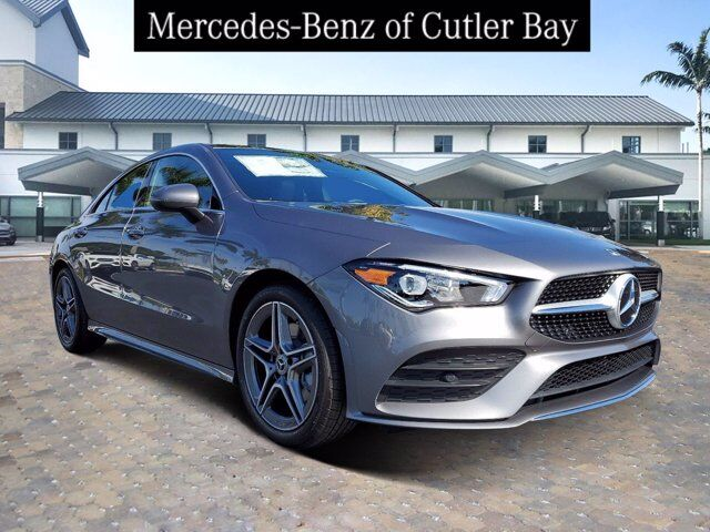 2021 Mercedes-Benz CLA 250 COUPE # MN184837 Cutler Bay FL